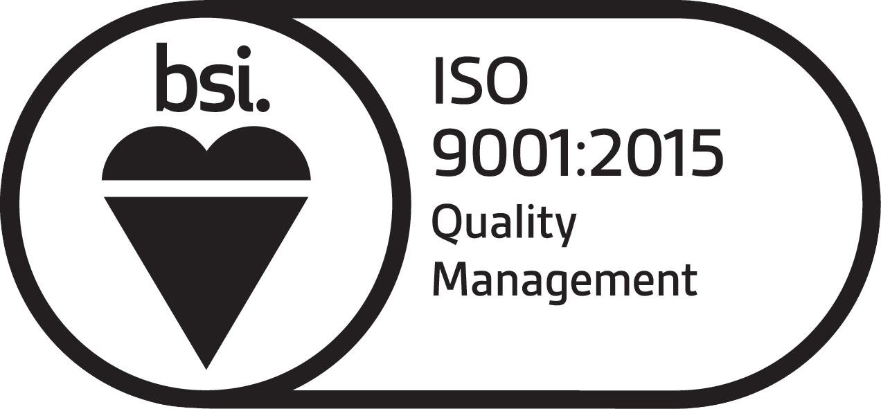 Quality: ISO 9001